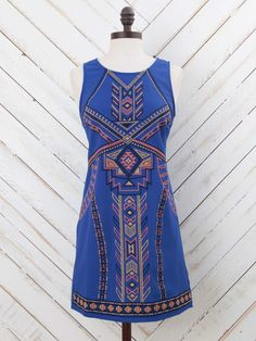 Aztec Empire Dress - Dresses - Apparel