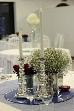 Centro de Mesa/ Wedding Table Decoration