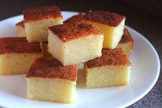 Bánh Khoai Mì Nướng / Vietnamese Coconut Cassava Cake Recipe (Food Endeavours of the Blue Apocalypse)