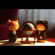Adventure is out there… #momiji #momijidolls #cute  #love  #dolls #huddle #adveture #travel #world