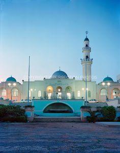 Jamie Al Khulafa Ar Rasyidin / Grand Mosque of Asmara, Eritrea
