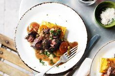 Create melt in the mouth beef cheeks with this family friendly Italian recipe.