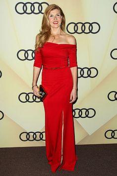 Connie Britton.. Audi Golden Globe 2013 Kick Off Party