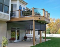 Decks and Railing - traditional - deck - st louis - by Heartlands Building Company