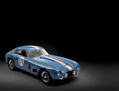 Ferrari 250 GT Berlinetta «Tour de France» (#0563GT), 1956 - ©Courtesy of RM Auctions - the story: www.radical-classics.com - #Ferrari, #250GT, #TourDeFrance, #radicalmag