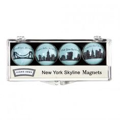 212 Magnets Set of 4 - Great Gifts - Gifts & More