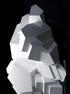 48 best inspiration abstract model images paper sculptures rh pinterest com