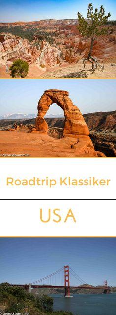 Roadtrip 4: Der Klassiker in den USA – von den Canyons in die Wüste