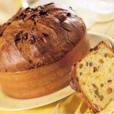 Panettone recept   Smulweb.nl Portuguese Recipes, Portuguese Food, Sweets Recipes, Desserts, Vegetarian Recipes, Sweet Treats, Bakery, Muffin, Ice Cream