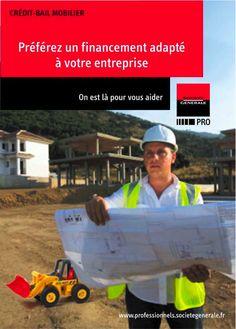 Mailing BtoB pour la Société Générale (propposition)