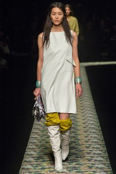Kenzo Spring 2013 Ready-to-Wear Fashion Show Collection