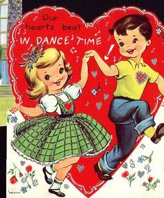 Ilustraciones de San Valentin | El blog de Las Cosas de Mami