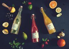 Cahier de vacances - Trio de limonades par B.Wak | Blog français d'Etsy