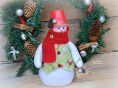 Купить Снеговик.Тильда снеговик. Снеговичок в интернет магазине на Ярмарке Мастеров