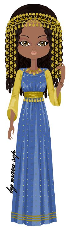 Mirina - Princess of Troy by marasop on DeviantArt