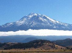 Mt. Shasta-by Wendy Aikin