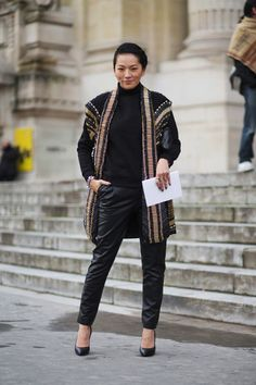 11 Outfits From Paris To Inspire Your Weekend Wardrobe