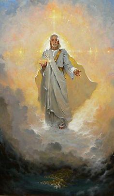 Jesus Christ, the Son of Man - Artist Brian Jekel    MAGNIFICENT!!!!!
