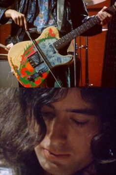 Jimmy Page Dragon Telecaster