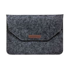 """New Soft Woolen Felt Laptop Sleeve Bag Cover Case Pouch For Laptop Samsung Sony HP Dell Macbook Air Pro Retiona 11"""" 13"""" 15"""""""
