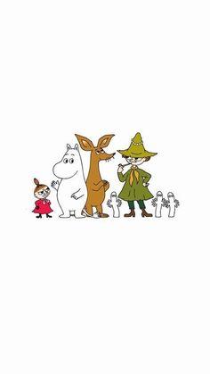 • MOOMIN 해피무민: 배경화면/잠금화면 : 네이버 블로그 Cute Wallpapers, Wallpaper Backgrounds, Iphone Wallpaper, Small Drawings, Easy Drawings, Little My Moomin, Moomin Wallpaper, Les Moomins, Kpop Posters