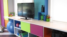 ideas for a home workout room