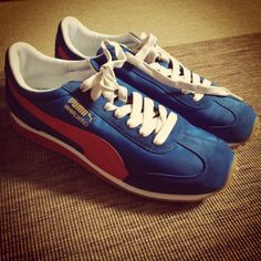 My feet new dwelling! Puma Whirlwind Pumas Shoes, Shoes Men, Vintage Shoes, Casual Chic, Kicks, Urban, Retro, Sneakers, Top