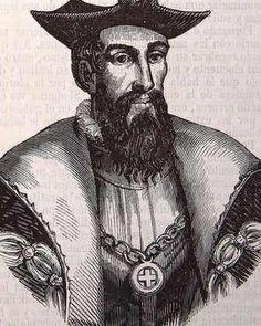 Vasco de Gama.