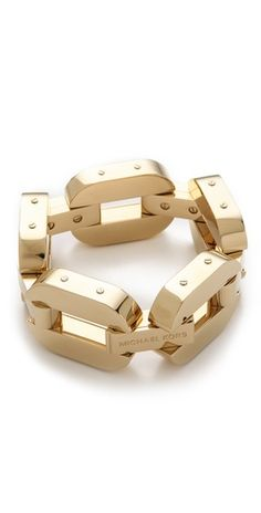 Michael Kors Anchor Link Drama Bracelet. This would make a great mother's day gift for me :)