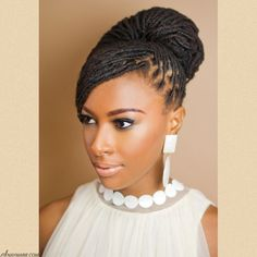iamnaymarie:  Photo © @NayMarie | Hair: Nu Wave Kultural Kreations | Accessories: Imani Jewelry #naturallybeautifullyme #naturalhair #nat...