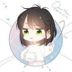 Cute Anime Chibi, Kawaii Chibi, Anime Cat, Cute Anime Pics, Anime Angel, Kawaii Anime Girl, Anime Art Girl, Manga Anime, Anime Cherry Blossom