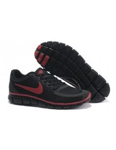 info for e4807 35b88 Nike Free Run 5.0 Black Red Black Mens Shoes Discount Nike Shoes, Nike Shoes  For