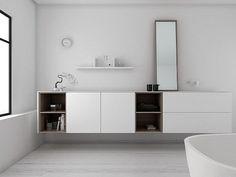 Bad Badezimmer-Ausstattung Kollektion Strato by INBANI | Design INBANI