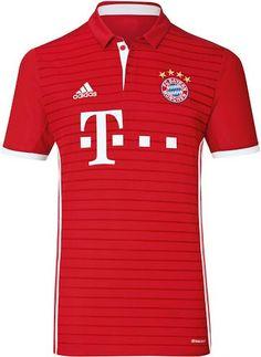 BAYERN 2016 17 Camisetas De Equipo, Uniformes De Futbol, Equipo De Fútbol, 23c886b202