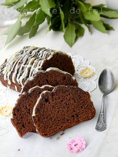 Loaf Cake, Sweet Bread, Cheesecake, Deserts, Muffin, Breakfast, Recipes, Fruit Cakes, Food