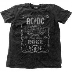 54a93842f3269 AC DC  Cannon Swig Vintage (tricou) Rock T Shirts
