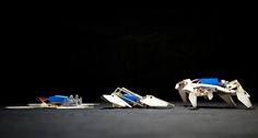 A collaboration between engineers and computer scientists from Harvard University and the Massachusetts Institute of Technology - the first self-folding robot use origami to crawl Origami Folding, Paper Folding, Blade Runner, Film Transformers, Science News Articles, Paper Robot, Article Of The Week, Build A Robot, Ancient Japanese Art