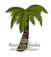 Palm Tree SVG File