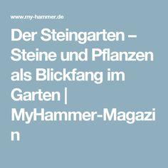 Der Steingarten – Steine und Pflanzen als Blickfang im Garten | MyHammer-Magazin