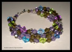 Handmade Jewelery - Learn how to purchase them on : https://www.facebook.com/beaded.creationss/photos/pb.214624871995878.-2207520000.1392557934./302045336587164/?type=3&theater