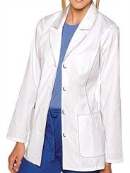 Dickies Scrubs Women's Fashion Lab Coat
