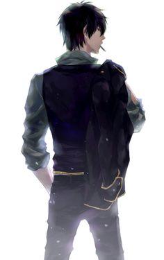 Gintama Toshiro Hijikata, man.