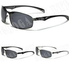 Mens Boys Polarised Sturgeon Aviator Fashion Designer Black Sunglasses 9320 New