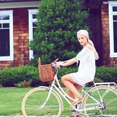 Summer cycle chic RG @inthefrow