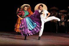 Ballet Folklorico De Amalia Hernandez   Ballet Folklórico de México de Amalia Hernández – :: NotiMX ...