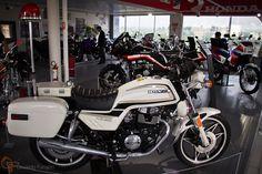 Honda CB 450 Polícia #umamotopordia #osvaldofuriatto