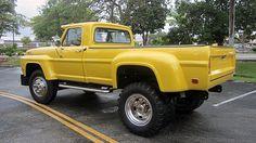 1967 Ford Pickup Big Block Lifted presented as lot at Kissimmee, FL 2016 - Ford Work Trucks, Ford Pickup Trucks, Dually Trucks, Lifted Dually, Panel Truck, Ford F Series, Old Fords, Custom Trucks, Cool Trucks