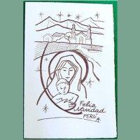Natale Religioso verticale (cod. 4273)