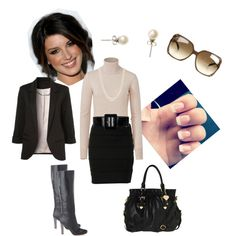 """""""Business Outfit #2"""" by legitness97 on Polyvore"""