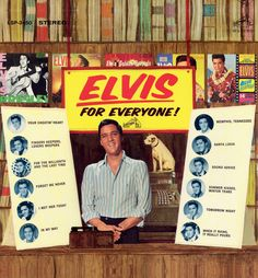 All 57 Elvis Presley Albums Ranked, From Worst to Best Elvis Presley Records, Elvis Presley Albums, Elvis Presley Photos, Lp Cover, Vinyl Cover, King Creole, Christmas Albums, Music Album Covers, Chuck Berry